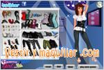 Juegos sexy girl dress up muchacha atractiva